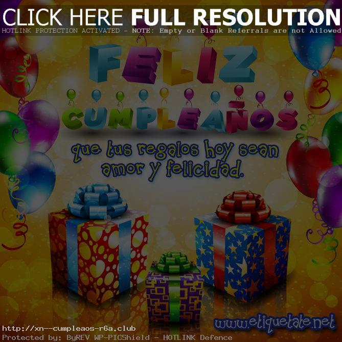 Saludos hermosos de Feliz Cumpleaños