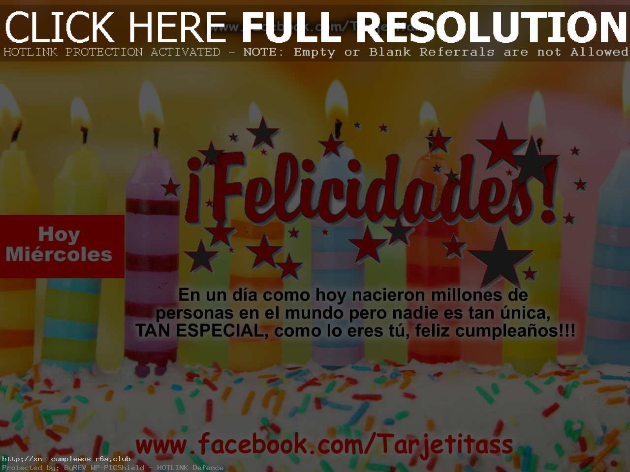 11 Frases Largas bonitas de Feliz Cumpleaños para compartir y dedicar en Google Plus